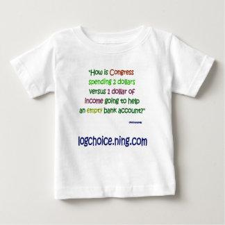 Spending 2 to 1 shirt