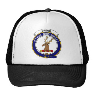 Spens (or Spence) Clan Badge Hat