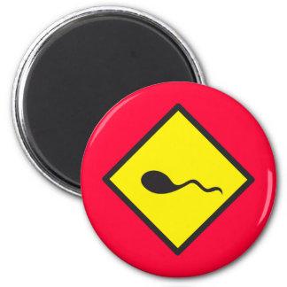 SPERM crossing Magnet