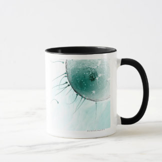 Sperm Fertilising an Ovum. Mug
