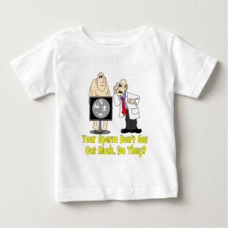Sperm Frogs Baby T-Shirt