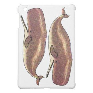 Sperm Whale iPad Mini Cover
