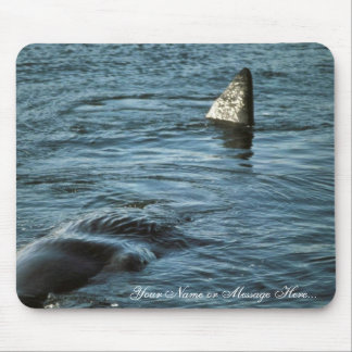 Sperm Whale Mouse Pad