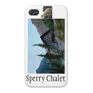 Sperry Chalet Commemorative iPhone 4 Cover