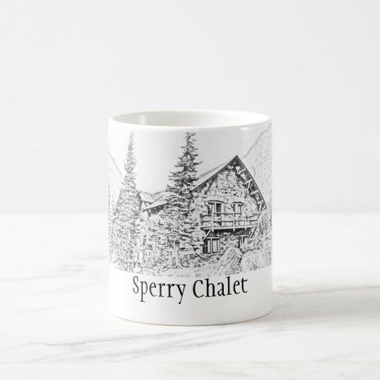 Sperry Chalet Commemorative Mug
