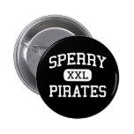 Sperry - piratas - mayor - Sperry Oklahoma Pins