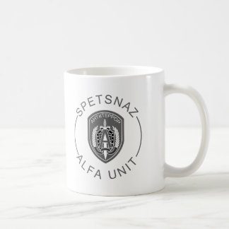 Spetsnaz Alfa Coffee Mug