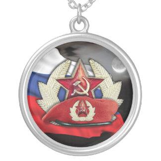 Spetsnaz beret Badge veterans vets girls necklaces