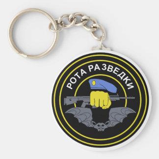 SPETSNAZ of Airborne Forces POTA PA3BEAKN Keychain