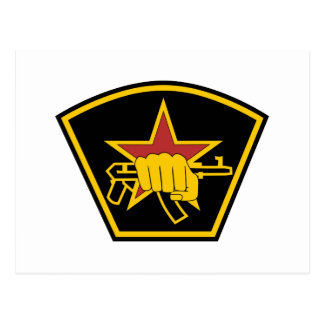 Spetsnaz-separación Vityaz de SPETSNAZ Tarjetas Postales