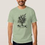 Spetsnaz skull cool military t-shirt design