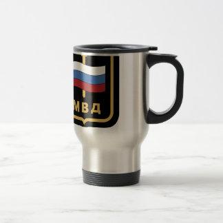 SPETSNAZ stofarker MVD Travel Mug