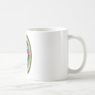 SPETSNAZ stofmarker OMON Spetsnaz DetachmentOrel R Classic White Coffee Mug