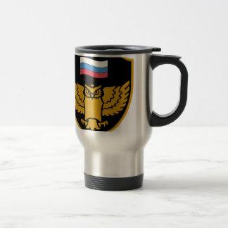 SPETSNAZ stofmarker Security Detachment Travel Mug