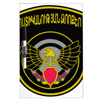 SPETSNAZ stofmarker Special ForcesMinistry of Inte Dry Erase Boards