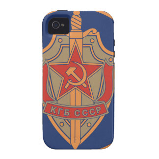 SPETSNAZ stofmerker KGB Shoulder Patch iPhone 4/4S Cases