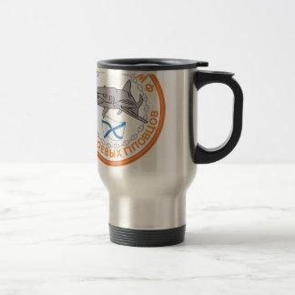 SPETSNAZ stofmerker OMRP Russian navy Travel Mug