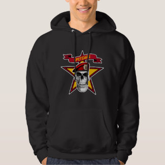 Spetsnaz With Soviet Star Hooded Pullover