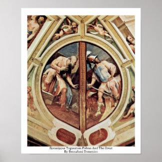 Speusippus Tegaeatum Fabius And The Great Poster