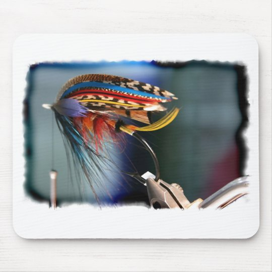 Spey Fly Mouse Pad