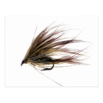 Spey Fly Postcard