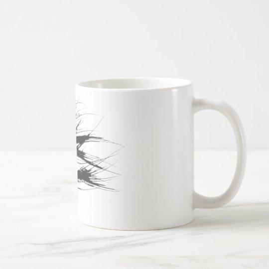 Spey Fly Silhouette Coffee Mug