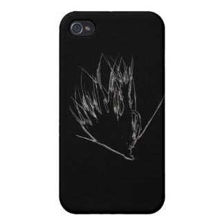 Spey Fly Silhouette Case For iPhone 4