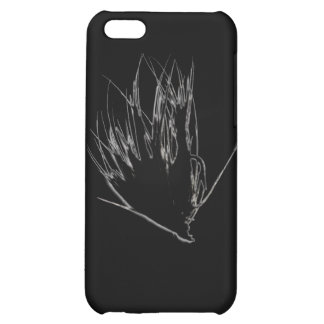 Spey Fly Silhouette Cover For iPhone 5C