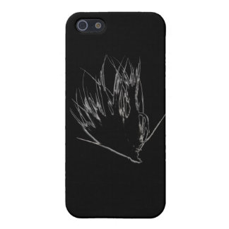 Spey Fly Silhouette Covers For iPhone 5