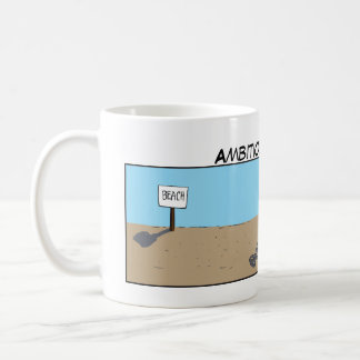 SPF, Ambitious Drivel Coffee Mug