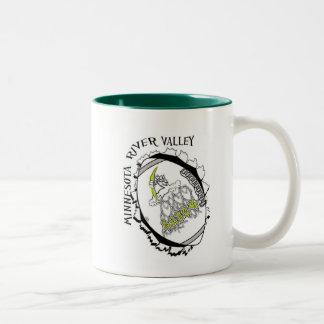 Spfl Minnesota River Valley Shock Two-Tone Coffee Mug