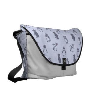 Spheniscus Courier Bag