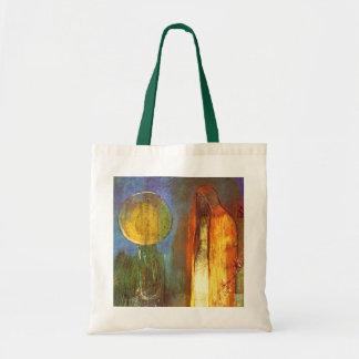 Sphere by Odilon Redon Tote Bag