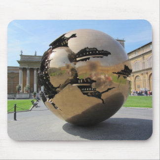 Sphere in The Vatican City Mouse Pad