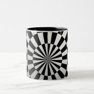 Sphere Two-Tone Coffee Mug