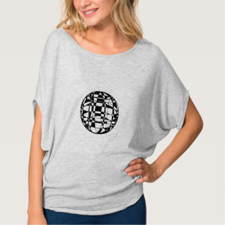 Sphere Women's T-Shirt Gray