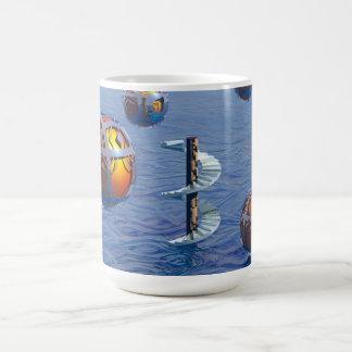 Spheres Coffee Mug