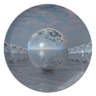 Spheres In The Sun Plate