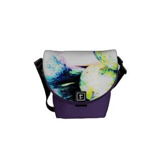 Spheres Messenger Bag