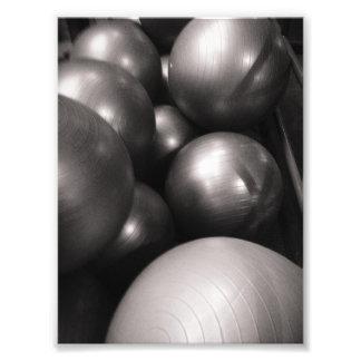 Spheres Photo Art