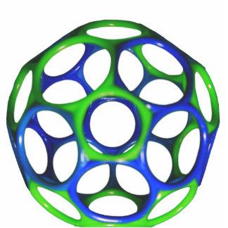 Spherey inusual escultura fotografica