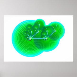 Spheriphor Fibonacci Series Poster