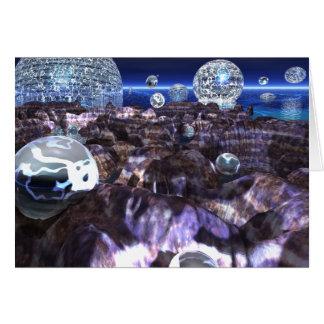 Spheroid Assault Card