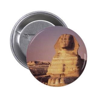 Sphinx 2 Inch Round Button