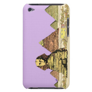 Sphinx and a Pyramid iPod Touch Covers