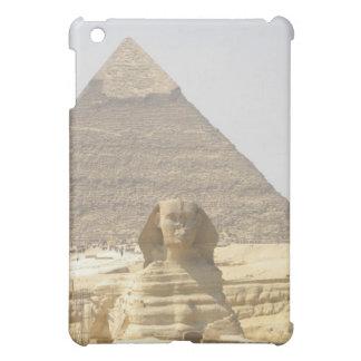 Sphinx and Pyramid - Egypt iPad Mini Cover