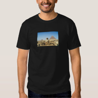 Sphinx and Pyramid T Shirts