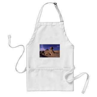 Sphinx and Pyramids at Giza Cairo Egypt Aprons