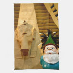 Sphinx and Sam Hand Towels