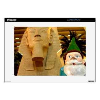Sphinx and Sam Laptop Decal